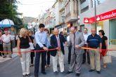 La calle de La Feria ya ha sido inaugurada