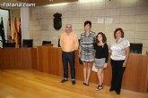 Entregan de los premios del II concurso de cuentos y relatos para la igualdad 2010