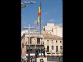 El acto de homenaje a la bandera española se celebrará el 12 de octubre en la Plaza de la Constitución