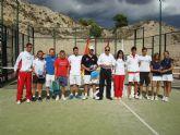 Más de 40 parejas participaron en el Open inaugural de la Escuela de Pádel del Club Pádel Vs Tenis evolution