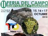 Cientos de escolares conocerán de primera mano los productos agrícolas y ganaderos de Totana