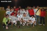 El Caravaca CF gana la Copa Federación ante el Cartagena-Efese (2-0)