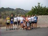 El Club Atletismo JCP se mantiene tercero en la Copa Regional de Carreras por Montaña