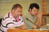 IU alerta que al final de 2011 pueden haber más 1400 parados en el municipio de Totana sin percibir subsidio