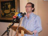 Ignacio Borgoñós presenta su libro ´Recitando a Petrarca´