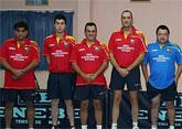 Tenis de mesa. 2ª division nacional. Debut en casa y victoria 4-2 de la Peña Barcelonista