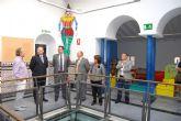 El alcalde y el consejero de Obras P�blicas visitan las viviendas sociales, restauradas  gracias a un proyecto regional