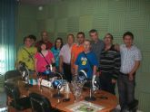 Los usuarios del Centro Ocupacional participan en el día a día de Mazarrón