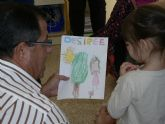 El alcalde visita las escuelas rurales del municipio