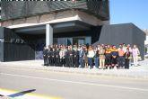 Inauguran el nuevo cuartel de la Polic�a Local y Protecci�n Civil