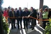 El nuevo cuartel de Polic�a Local y Protecci�n Civil de Alhama de Murcia dar� servicio a 21.000 habitantes