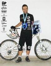 Salva Olivares se proclama Subcampe�n de Europa en Mountain Bike descenso Marat�n