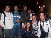 Más de 200 fuentealameros peregrinan a la Santa de Totana