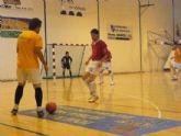 Partido amistoso de Fútbol Sala entre la Selección Española Femenina y la Murciana