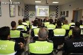 El alcalde y el Director General de Seguridad Ciudadana y Emergencias inauguran el curso Atestados e investigación de accidentes de tráfico