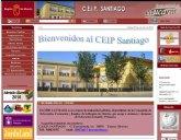 El CEIP Santiago estrena página web