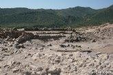 Establecen las líneas de actuación para la presentación del proyecto arqueológico de La Bastida en Fitur 2011