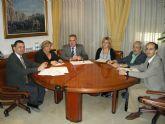 18 millones de euros del Plan E para eliminar barreras arquitectónicas en la Región