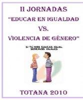 Sigue abierto el plazo para inscribirse en las II jornadas regionales Educar en igualdad Vs violencia de género