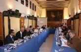 La Federaci�n de Municipios celebra una asamblea extraordinaria en Caravaca