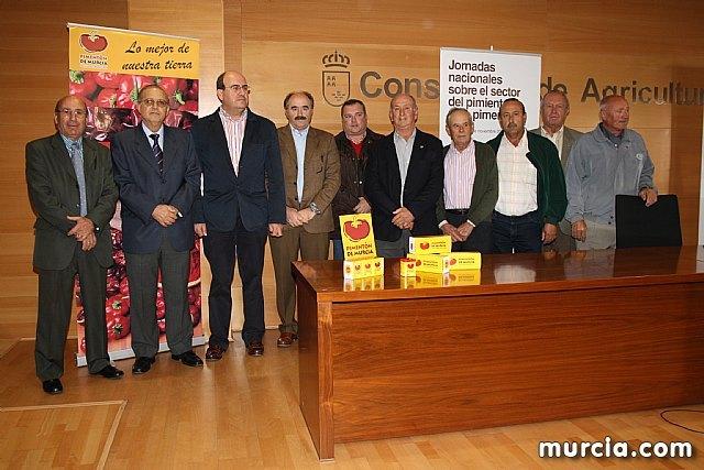 La Región de Murcia apuesta por la calidad en la producción y elaboración de pimentón, Foto 1