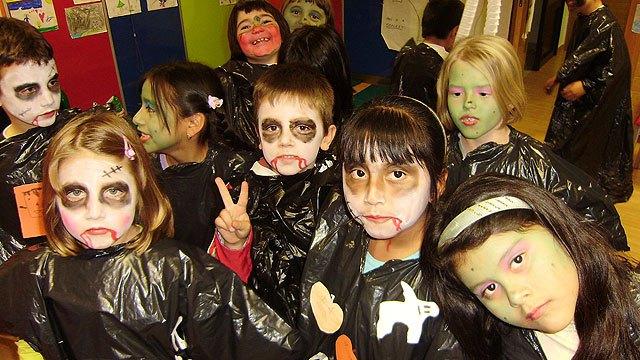 "La eduteca de inglés ""Tallín Space"" celebra Halloween, Foto 1"