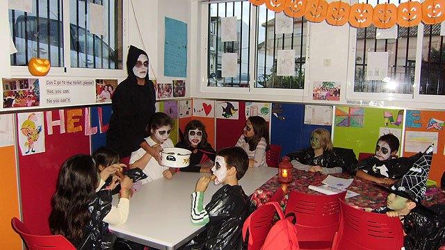 "La eduteca de inglés ""Tallín Space"" celebra Halloween, Foto 2"