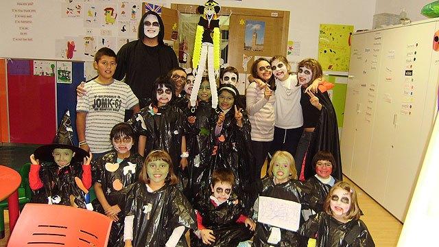 "La eduteca de inglés ""Tallín Space"" celebra Halloween, Foto 3"