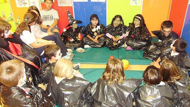 "La eduteca de inglés ""Tallín Space"" celebra Halloween, Foto 4"