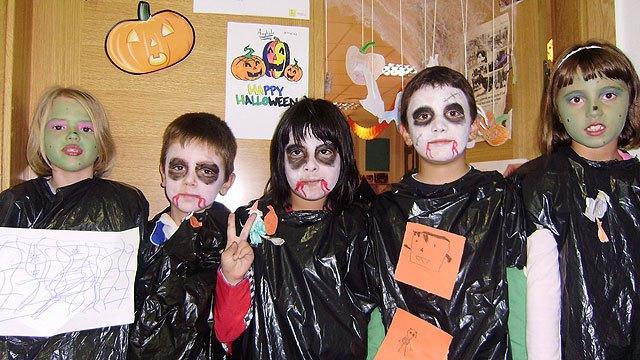 "La eduteca de inglés ""Tallín Space"" celebra Halloween, Foto 5"