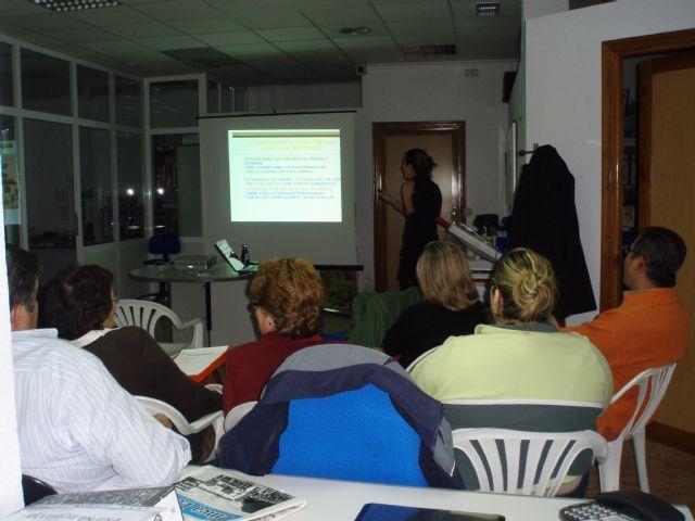 MIFITO organiza el curso Curso de Hábitos de Vida Saludables y Cuidados Adecuados de la Salud, Foto 4