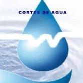 Mañana jueves día 4 de noviembre se procederá al corte de suministro de agua en las calles Salitre y Virgen del Castillo por obras