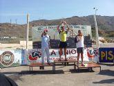 La seccion de montaña del Club Atletismo Totana se alza con el tercer puesto en la copa regional de carreras por montaña - 8
