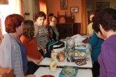 Comienza el programa de talleres en las pedan�as