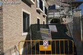 El ayuntamiento lleva a cabo las obras de rehabilitación del Templete de Santo Cristo - 2