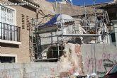 El ayuntamiento lleva a cabo las obras de rehabilitación del Templete de Santo Cristo - 3