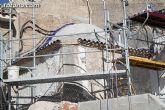 El ayuntamiento lleva a cabo las obras de rehabilitación del Templete de Santo Cristo - 4
