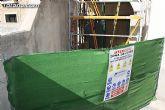 El ayuntamiento lleva a cabo las obras de rehabilitación del Templete de Santo Cristo - 5