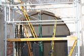 El ayuntamiento lleva a cabo las obras de rehabilitación del Templete de Santo Cristo - 6