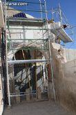 El ayuntamiento lleva a cabo las obras de rehabilitación del Templete de Santo Cristo - 17