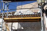 El ayuntamiento lleva a cabo las obras de rehabilitación del Templete de Santo Cristo - 7
