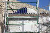 El ayuntamiento lleva a cabo las obras de rehabilitación del Templete de Santo Cristo - 8