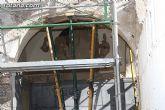 El ayuntamiento lleva a cabo las obras de rehabilitación del Templete de Santo Cristo - 11