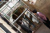 El ayuntamiento lleva a cabo las obras de rehabilitación del Templete de Santo Cristo - 12