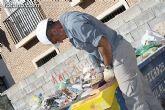 El ayuntamiento lleva a cabo las obras de rehabilitación del Templete de Santo Cristo - 14