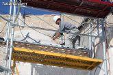 El ayuntamiento lleva a cabo las obras de rehabilitación del Templete de Santo Cristo - 15