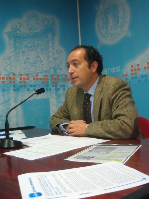 El PP del Guadalentín y Almanzora aúna esfuerzos por la agricultura, Foto 1