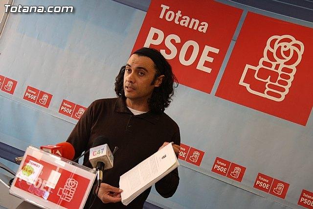 Martinez Usero: los socialistas siempre hemos tenido razón en lo referido al Plan General, Foto 1