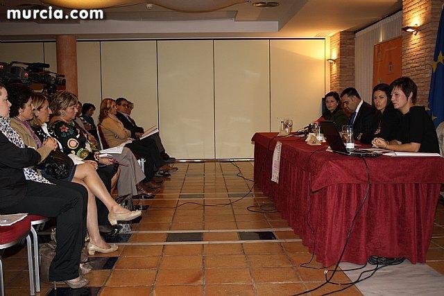 II Jornadas Regionales Educar en Igualdad Vs Violencia de Género, Foto 1