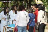 El IES Juan de la Cierva de Totana participó con un stand en la X Semana de la Ciencia y la Tecnología de la Región - 18